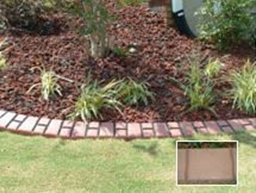 Picture of Integral Colored Template or Texture Stamped Concrete